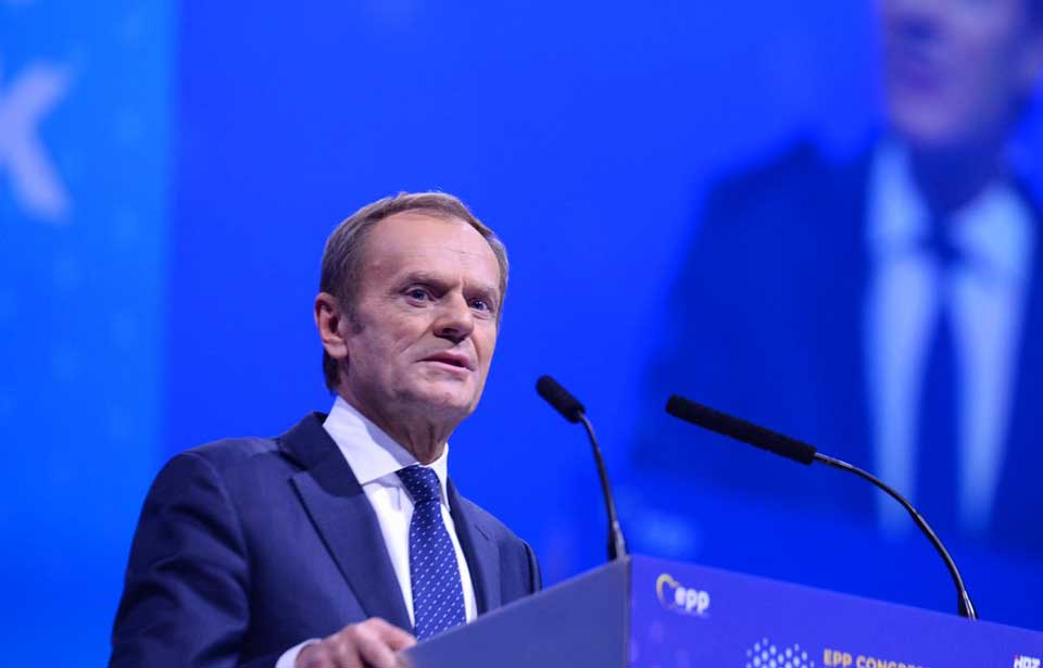 Donald Tusk: We remain concerned that Giorgi Rurua is still in prison