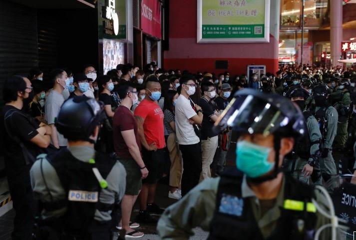 ჩინეთი დიდი შვიდიანის წევრებს მოუწოდებს, არ ჩაერიონ ჰონგ კონგის საქმეში