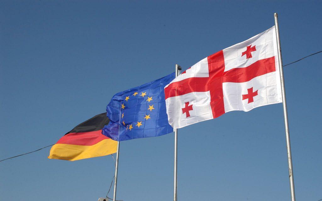 გერმანიის საელჩო - საქართველოს მთავრობის დახასიათება არ წარმოადგენდა გერმანული სამართლებრივი უწყებების მიზანს, საქართველო ევროკავშირისა და ნატო-ს სანდო პარტნიორია