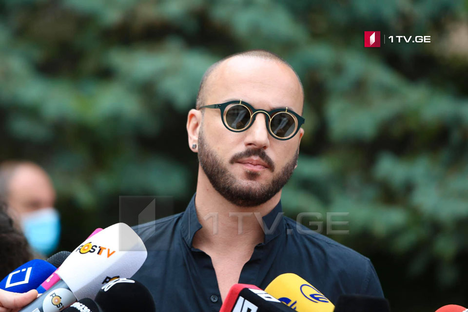 Giorgi Gabunia – I was offered protection but I have not given consent yet