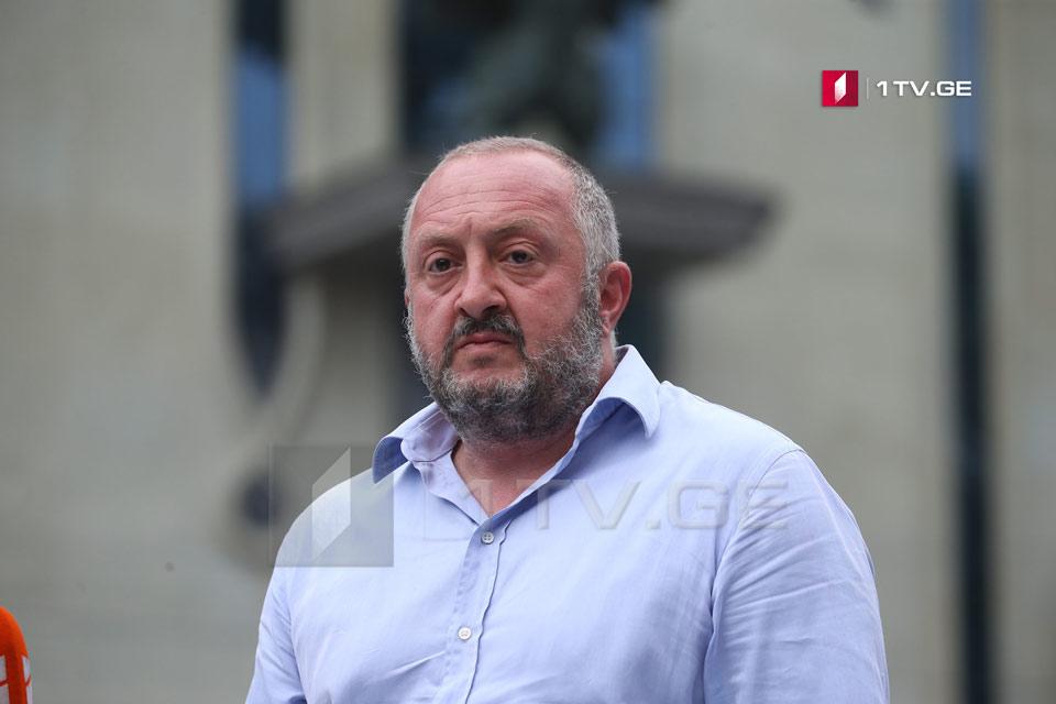 გიორგი მარგველაშვილი - 20 ივნისი იყო ქართული საზოგადოების დაბრუნება თავის ფესვებთან