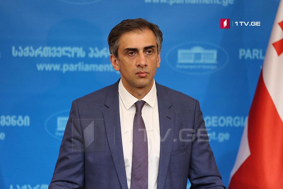 """გიორგი კახიანი - ჩვენ ვართ შეთანხმების ერთგული და """"ქართული ოცნების"""" მხრიდან საკონსტიტუციო ცვლილებებს აუცილებლად ექნება სრული მხარდაჭერა"""