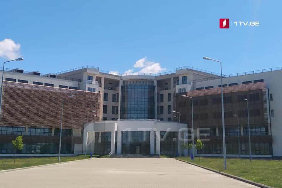 რუხის საავადმყოფოში კორონავირუსით ინფიცირებული ერთი პაციენტი რჩება