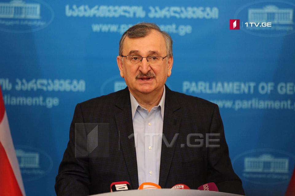 """""""Национальное движение"""" не примет участие в голосовании по конституционным изменениям в третьем чтении"""