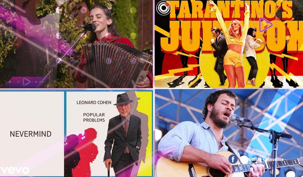 რადიო აკუსტიკა - ინტერვიუ ნინო ნაყეურთან / კვენტინ ტარანტინოს სამი საყვარელი სიმღერა