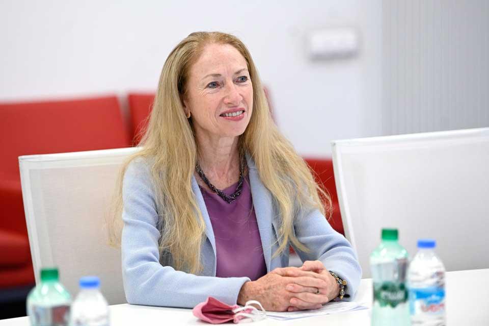 Келли Дегнан - Мы рассчитываем на дальнейшее расширение сотрудничества для привлечения американских инвестиций в Грузию