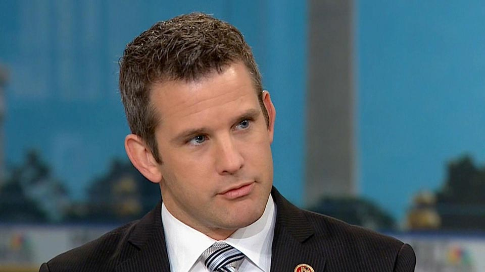 Adam Kinzinger – I hope Constitutional Amendments will have support of all parties at the final hearing