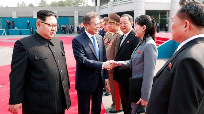 """""""ბიბისი"""" - ჩრდილოეთ კორეამ სამხრეთ კორეის წინააღმდეგ სამხედრო მოქმედების გეგმები შეაჩერა"""