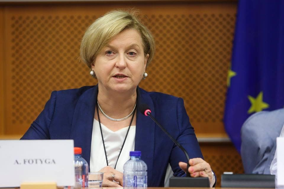 MEP Anna Fotyga calls on Georgian President for Giorgi Rurua's pardoning