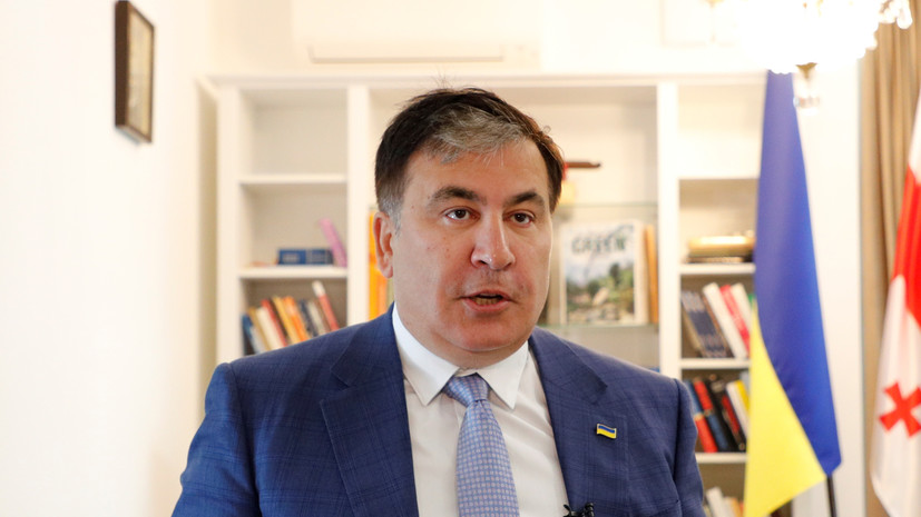 Mikheil Saakashvili – Gathering of National Movement was large-scale and exciting
