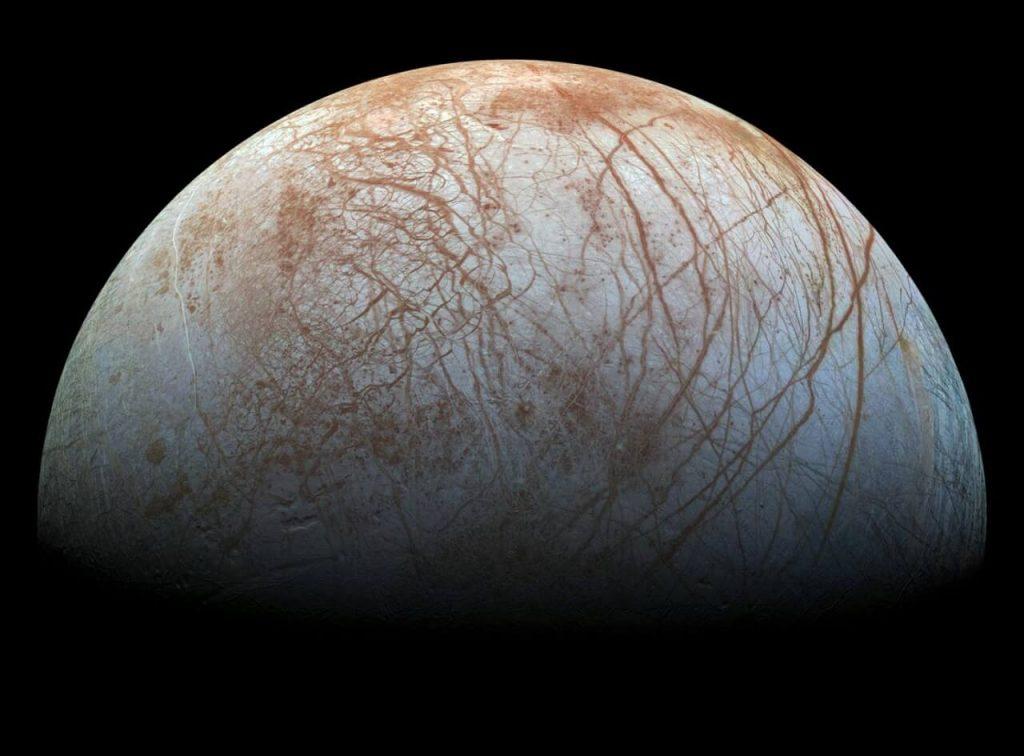 იუპიტერის თანამგზავრი ევროპა მზის სისტემაში არამიწიერი სიცოცხლის საძებნელად საუკეთესო ადგილია — ახალი კვლევა