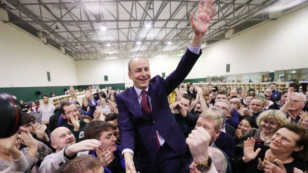 ირლანდიას ახალი კოალიციური მთავრობა ჰყავს