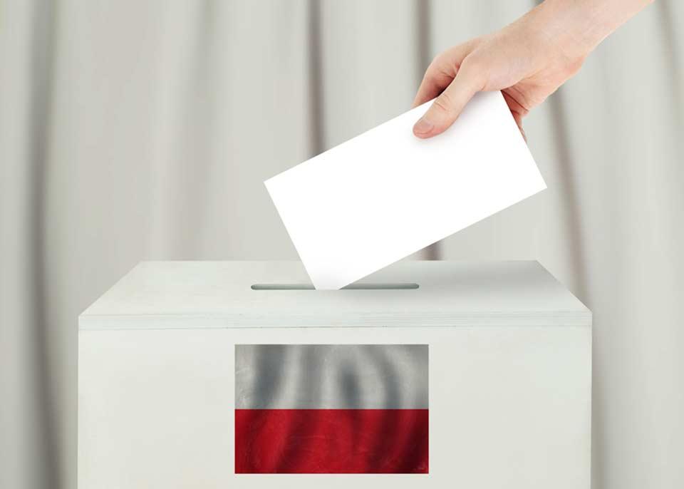 პოლონეთში საპრეზიდენტო არჩევნები იმართება