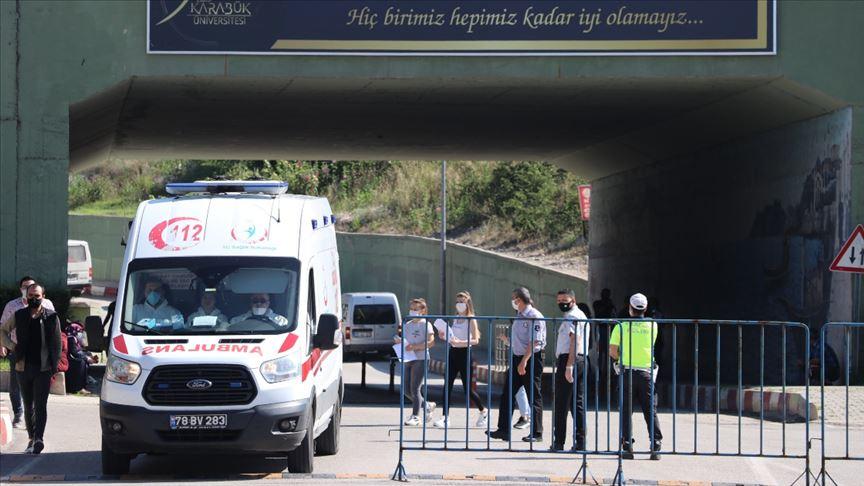 В Турции за последние 24 часаот коронавируса  скончались 15 человек