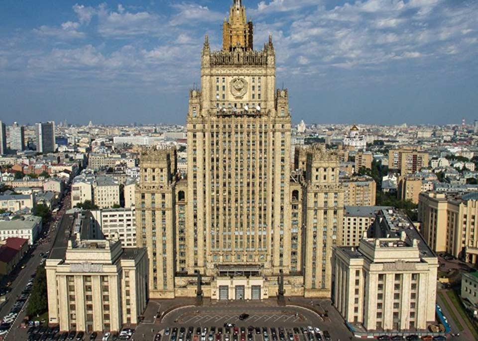 რუსეთის საგარეო საქმეთა სამინისტროს 40 თანამშრომელი კორონავირუსით დაინფიცირდა, ერთი კი გარდაიცვალა