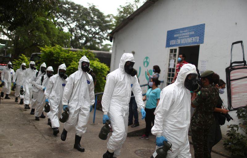 Վերջին 24 ժամվա ընթացքում Բրազիլիայում գրանցվել է կորոնավիրուսով վարակման 24 052 դեպք, մահացել է 692 մարդ