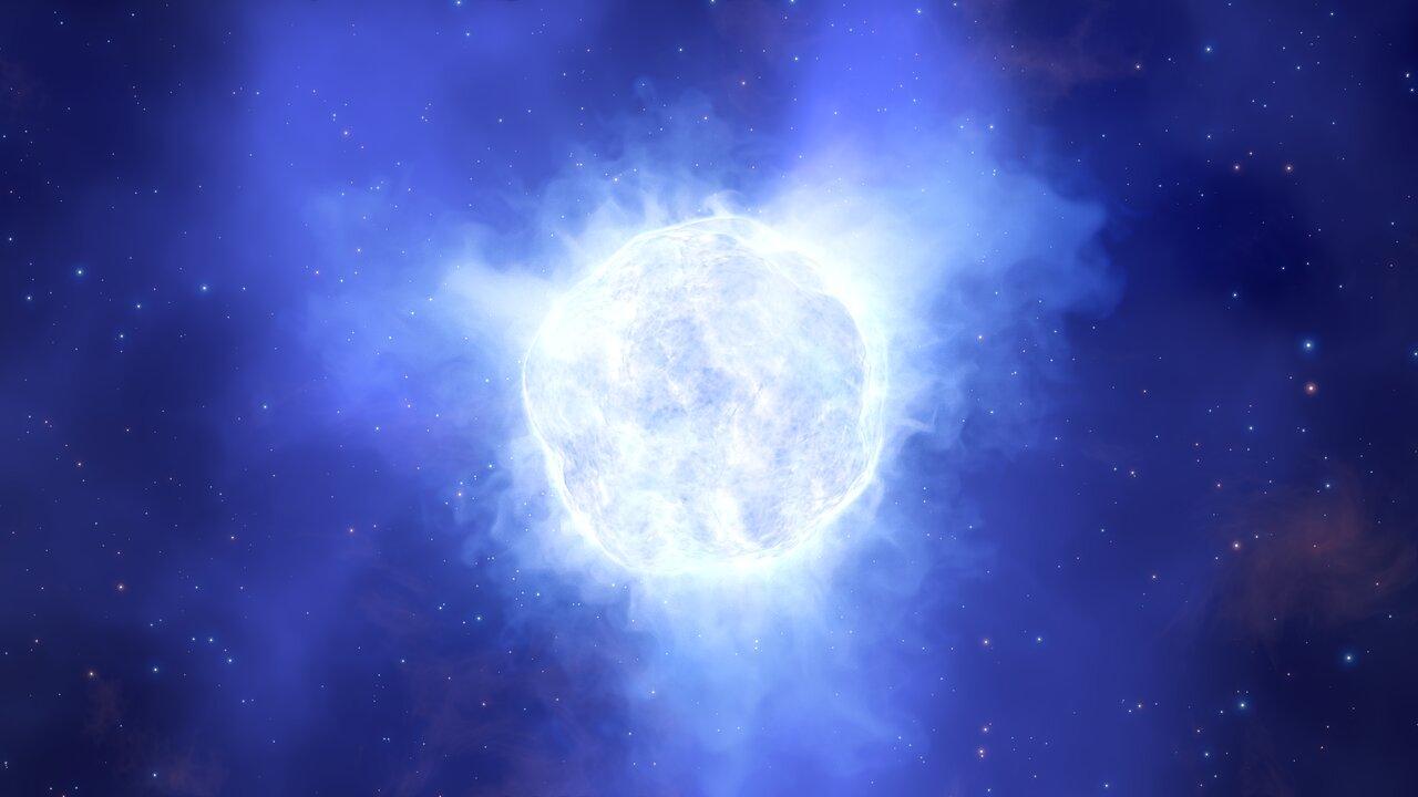 შორეულ გალაქტიკაში გიგანტური ვარსკვლავი უეცრად გაქრა და არავინ იცის, სად — #1TVმეცნიერება