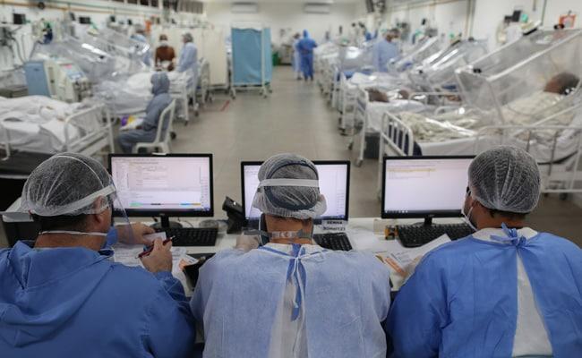 ბრაზილიაში კორონავირუსის 77 359 ახალი შემთხვევა გამოვლინდა, გარდაიცვალა 2 966 პაციენტი