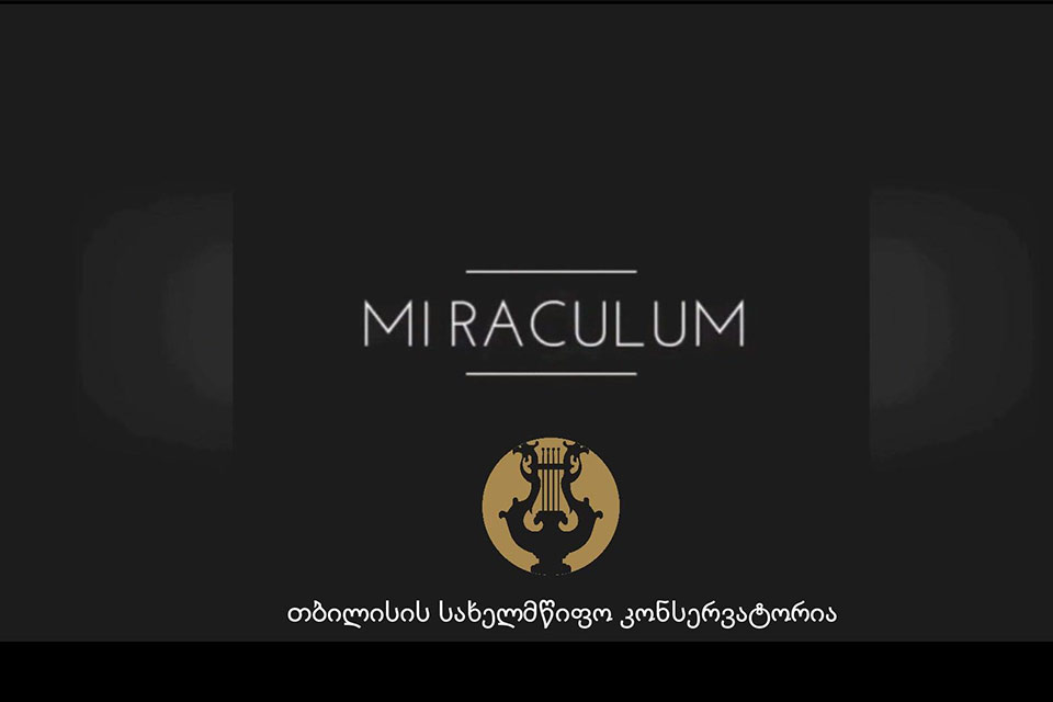 პიკის საათი - პროექტი Mi raculum
