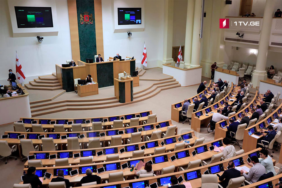 Parliament endorses amendments to the Election Code in 2nd reading