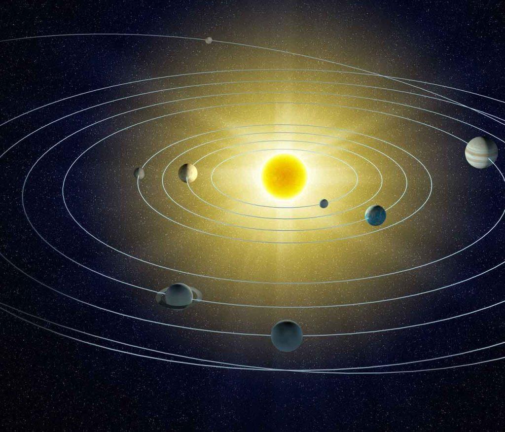 ასტრონომებმა მზის სისტემის ცენტრი 100 მეტრის სიზუსტით განსაზღვრეს — #1TVმეცნიერება