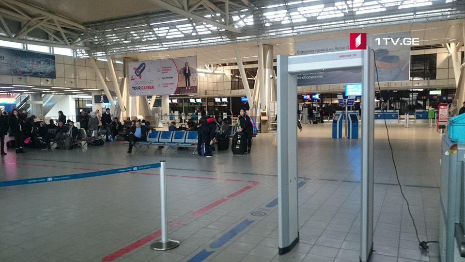 """საქართველოს აეროპორტების გაერთიანება - ქუთაისის საერთაშორისო აეროპორტი """"ვიზეარის"""" ბაზირების აეროპორტად რჩება"""