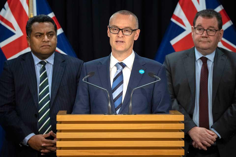კარანტინის წესების დარღვევის გამო ახალი ზელანდიის ჯანდაცვის მინისტრმა თანამდებობა დატოვა