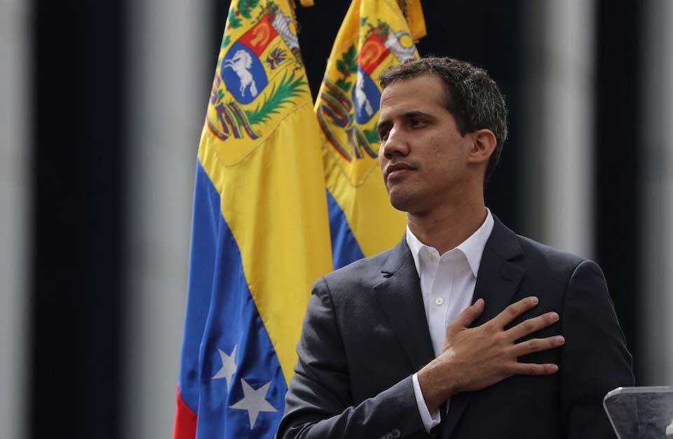 Britaniya hökuməti Xuan Quaidonu Venesuela prezidenti olaraq etiraf etdi