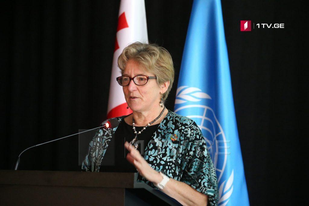 Louisa Vinton: Georgia's response to coronavirus pandemic was exemplary, the whole world recognizes it