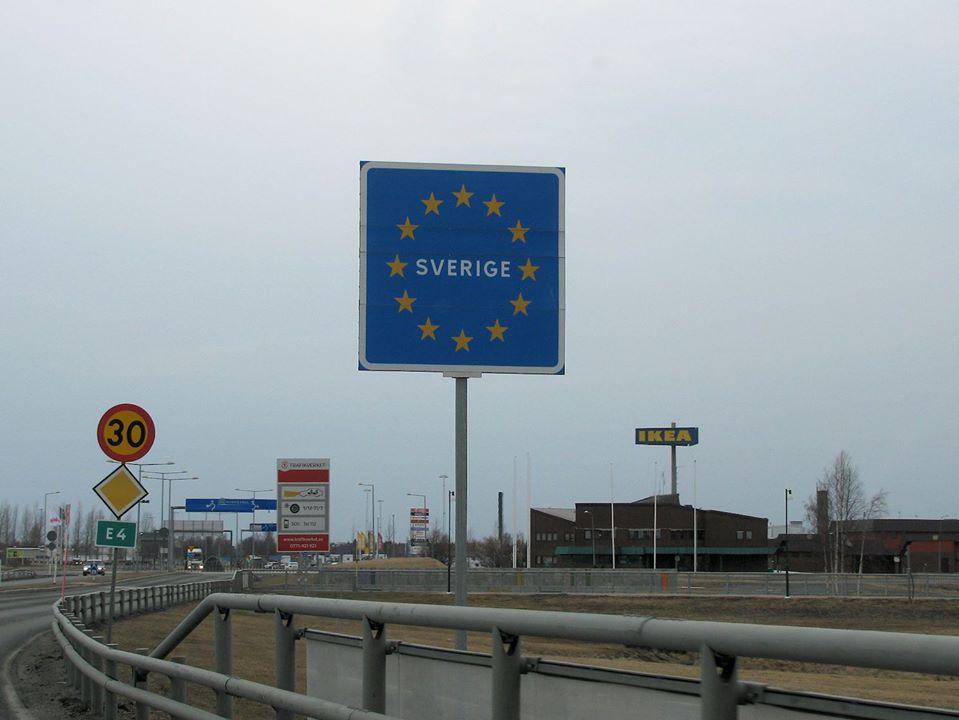 Граждане Грузии смогут путешествовать в Швецию с 4 июля