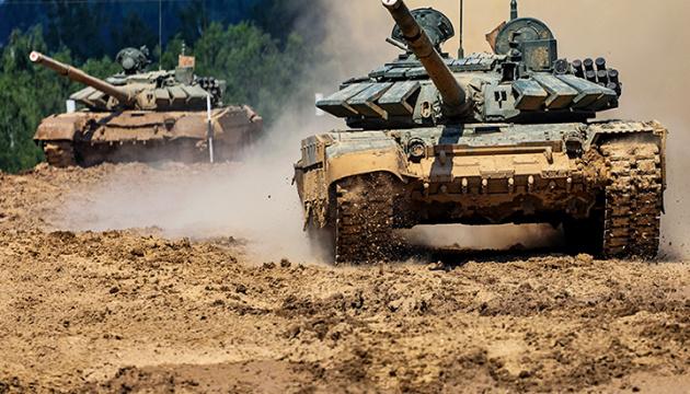 უკრაინული მედიის ინფორმაციით, რუსეთმა უკრაინის საზღვრებთან 87 000 ჯარისკაცი და 1 100 ტანკი განათავსა