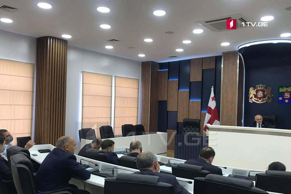 Supreme Council of Adjara approved amendments to the Constitution of Autonomous Republic