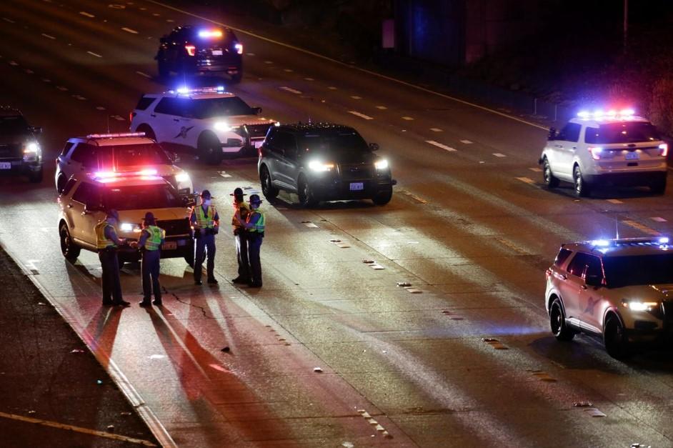 სიეტლში, ავტომობილის შეჯახების შედეგად დაშავებული აქციის ერთი მონაწილე საავადმყოფოში გარდაიცვალა