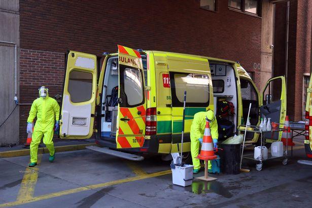 ბრიტანეთში კორონავირუსის 3 899 ახალი შემთხვევა დაფიქსირდა, გარდაიცვალა 18 ადამიანი