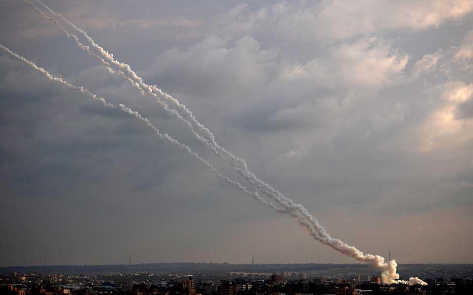 ისრაელის მედიის ინფორმაციით, ღაზის სექტორიდან ისრაელის მიმართულებით სამი რაკეტა ისროლეს