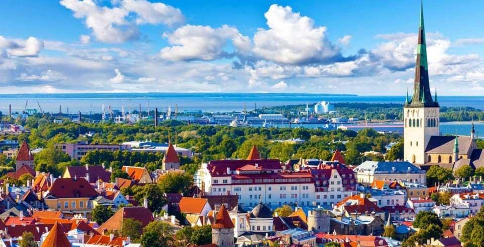Эстония открывает границы для Грузии