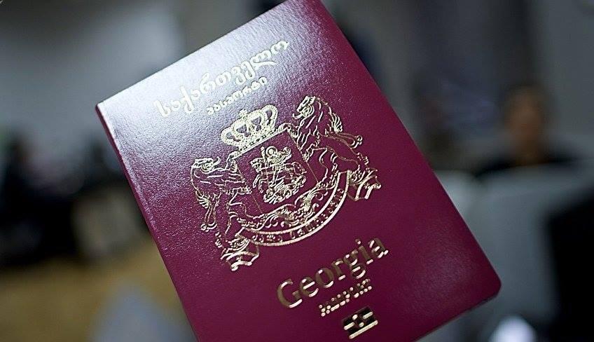 В Глобальном индексе силы паспортов грузинский паспорт переместился с 39 на 15 место