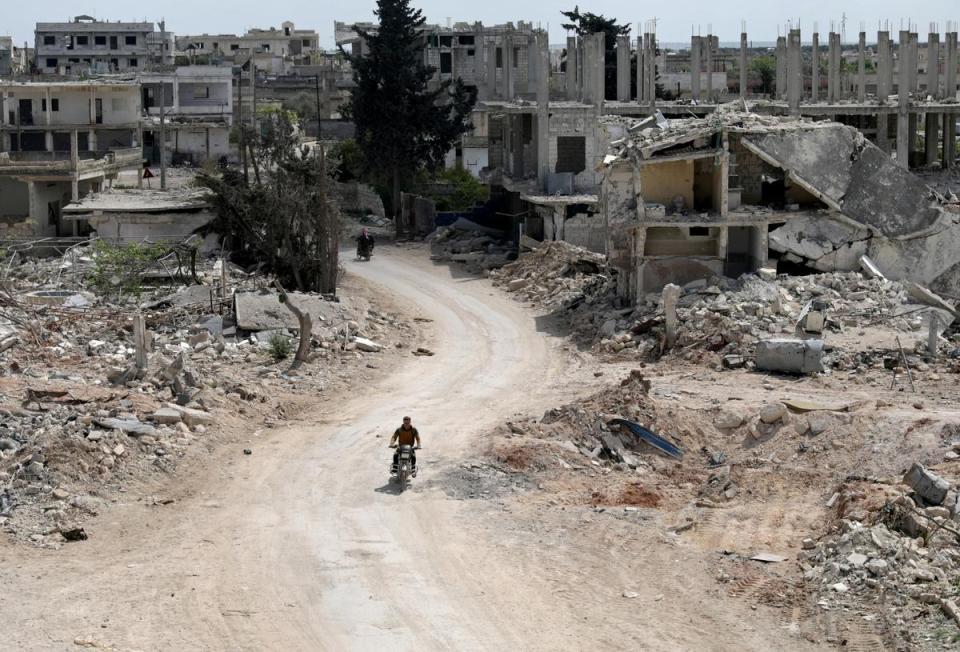 გაერო-ს გამომძიებლები - სირიისა და რუსეთის ავიადარტყმები იდლიბში სამხედრო დანაშაულთა ტოლფასია