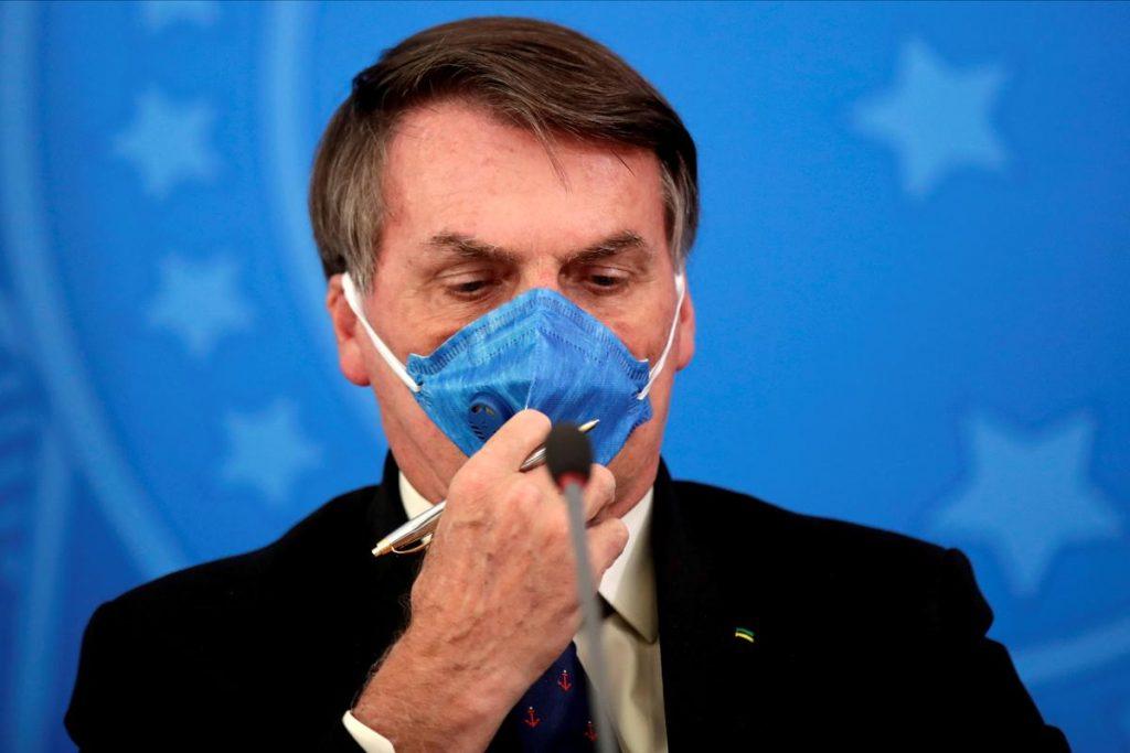 ბრაზილიის პრეზიდენტი აცხადებს, რომ მსუბუქი სიმპტომები აქვს და თავს კარგად გრძნობს