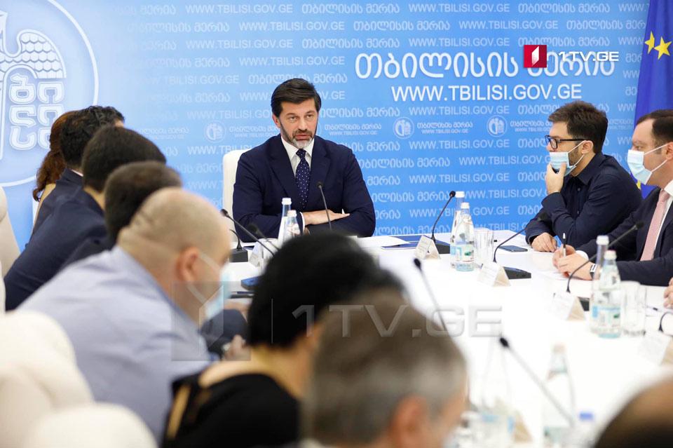 თბილისში სამგორი-ვაზისუბნისა და სარაჯიშვილი-ზღვისუბნის საბაგიროს პროექტები განხორციელდება
