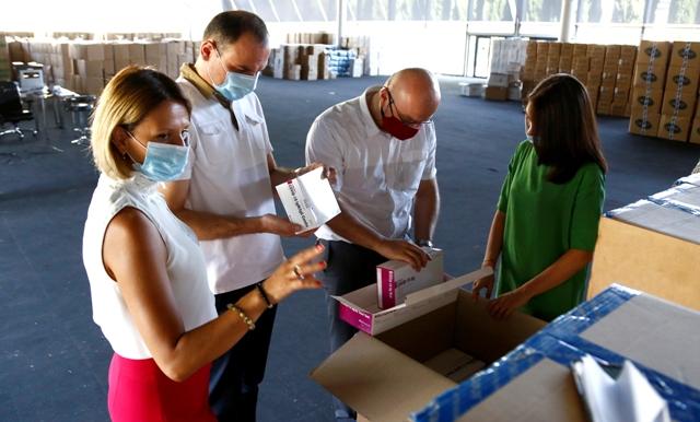 მსოფლიო ბანკის პროექტის ფარგლებში, ჯანდაცვის სამინისტრომ 117 000 სწრაფი ტესტი შეიძინა