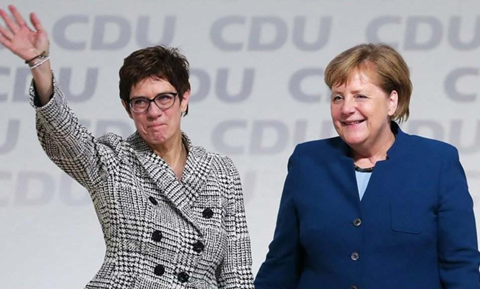 გერმანიის ქრისტიან-დემოკრატიული პარტია გეგმავს, 2025 წლისთვის პარტიული თანამდებობების 50 პროცენტი ქალებმა დაიკავონ