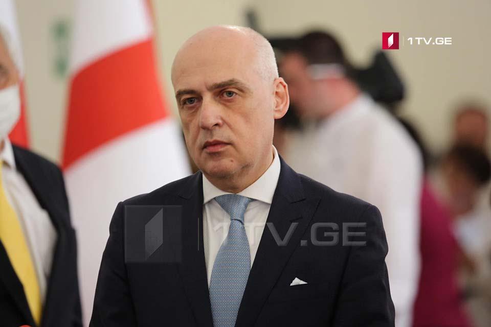 Давид Залкалиани - Визит премьер-министра в Брюссель имеет большое значение, результаты которого будут видны очень скоро