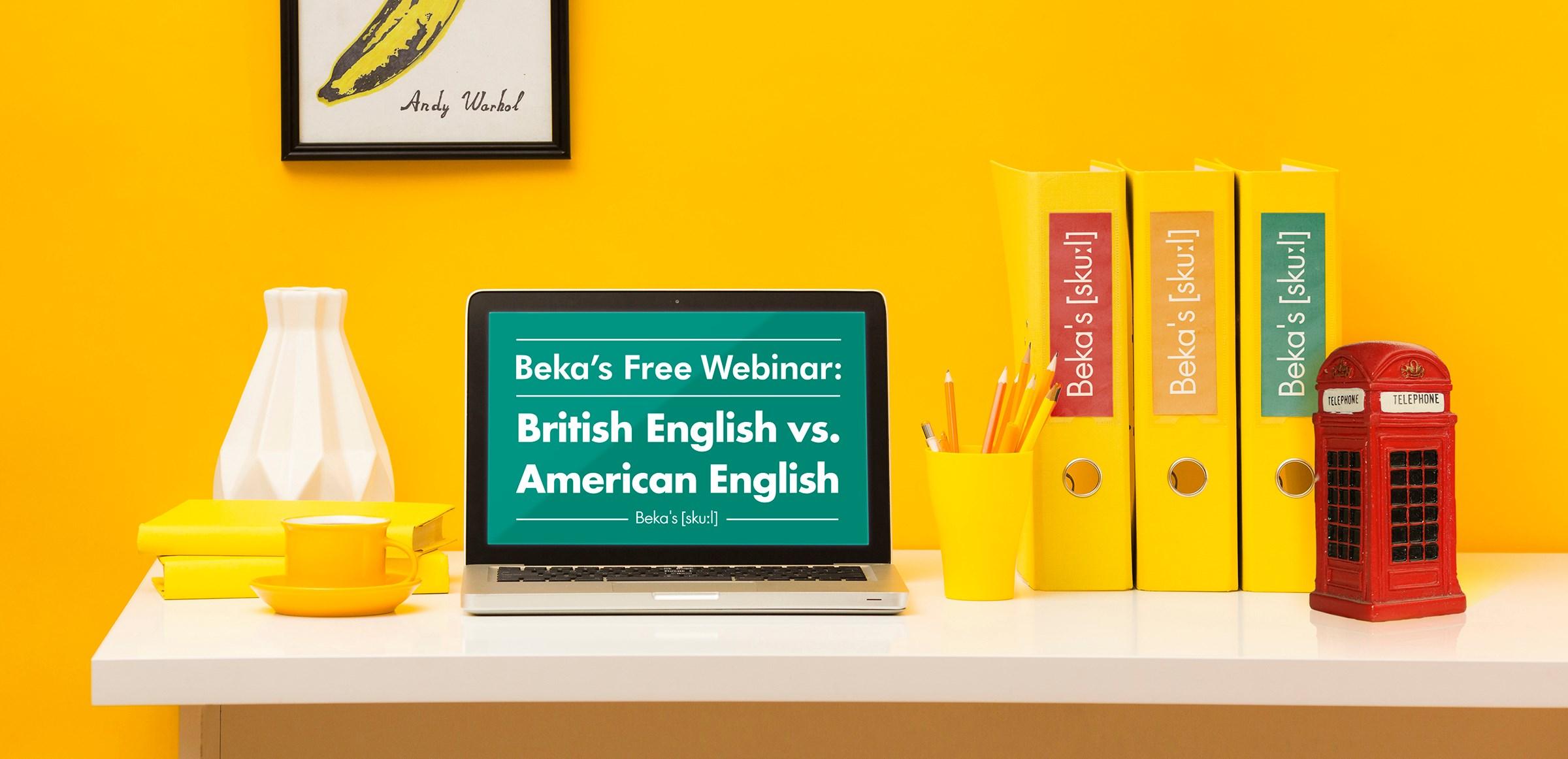 პიკის საათი - რა განასხვავებს ამერიკულ და ბრიტანულ ინგლისურს?