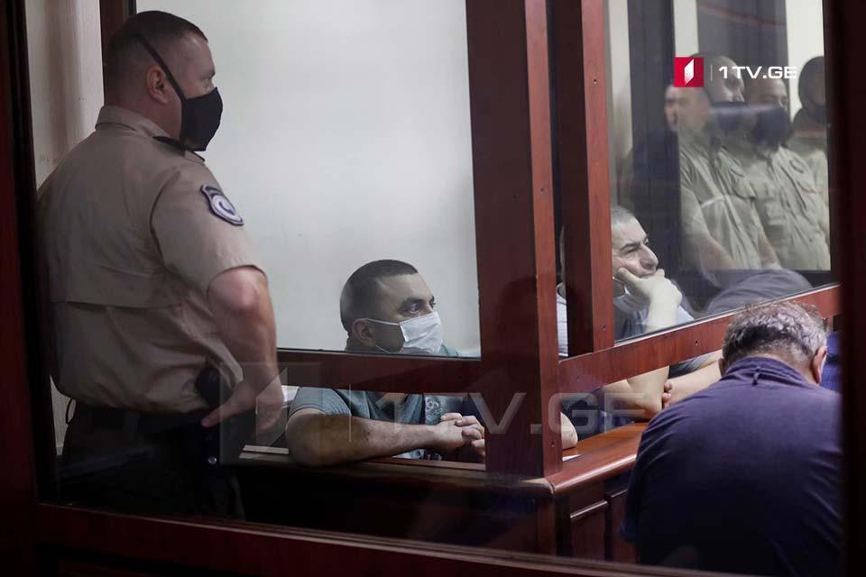 ურეკის პოლიციის ყოფილი უფროსის უკანონოდ დაკავების საქმეზე ორმა ბრალდებულმა წარდგენილი ბრალი აღიარა