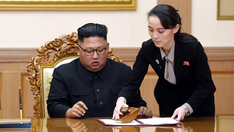 კიმ ჩენ ინის და ამბობს, რომ ჩრდილოეთ კორეისა და აშშ-ის კიდევ ერთი სამიტი უსარგებლო იქნება