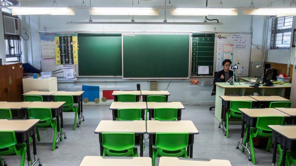 ჰონგ კონგში კორონავირუსის შემთხვევათა მატების გამო ყველა სკოლა დაიკეტება