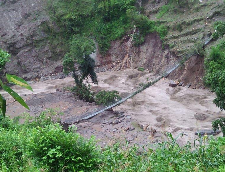 Landslides in Nepal kill at least 24 people
