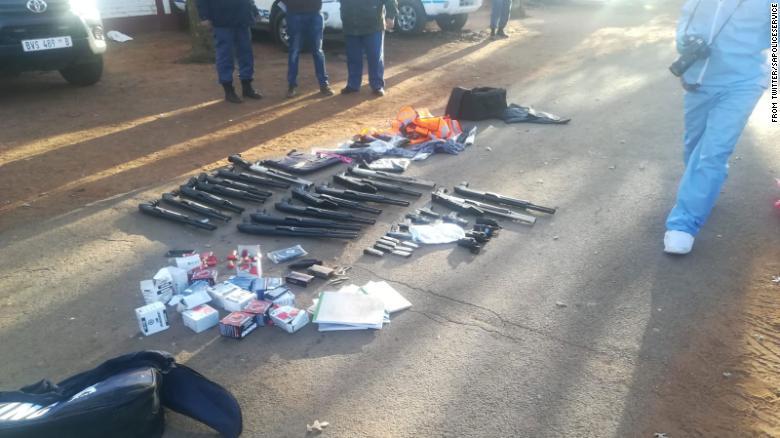 სამხრეთ აფრიკაში, ერთ-ერთ ეკლესიაზე თავდასხმისას ხუთი ადამიანი დაიღუპა