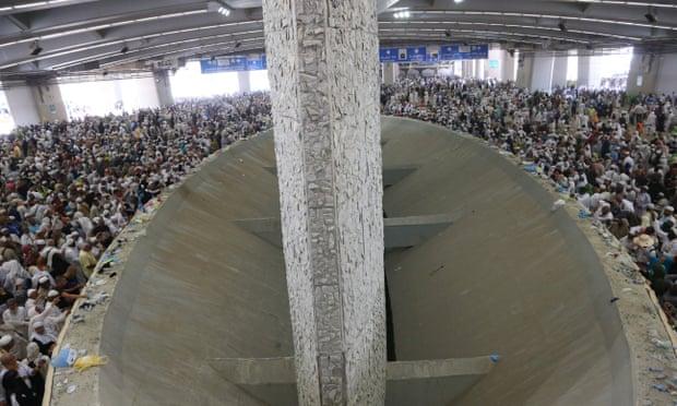 საუდის არაბეთში მექას წმინდა ადგილებში ნებართვის გარეშე შესვლა 2,600 დოლარით დაჯარიმდება
